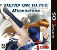 Dead or Alive Dimensions (Nintendo 3DS )