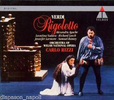 Verdi: Rigoletto / Rizzi, Agache, Vaduva, Leech, Ramey - CD Teldec