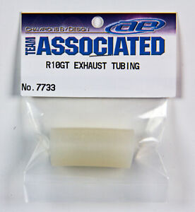 Exhaust Tubing for vintage Team Associated RC10GT & NTC3 - 7733