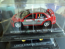 Rally Car 1/43 Mitsubishi Lancer WRC #9 Monte Carlo 2004 Panizzi / Panizzi