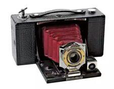 kodak n°3 folding Brownie camera mod.A vintage rarissima soffietto anno 1907