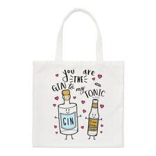 You Are Le Gin À Mon Tonique Petit Sac Fourre-tout - Drôle Saint-valentin Amie