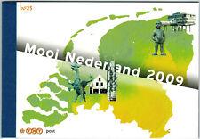 Nederland  Prestigeboekje 25 Mooi Nederland (pr25)