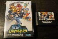 Kid Chameleon (Sega Genesis, 1992)