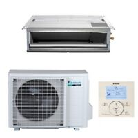 Daikin Professional FDXS50 5 kW Klimaanlage Inverter Klimagerät Wärmepumpe