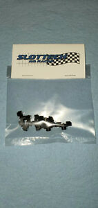 Slottech Silver Plated Factory AFX Endbells (6) BSRT Viper Super G+ Plus Tomy