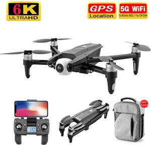 S137 GPS Drone 4K 6K HD Dual Camera 5G 2 axis Gimbal Drone WIFI FPV RC Quadcopte