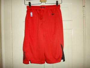 Outerstuff Youth Portland Trail Blazers White Statement Shorts