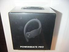 Powerbeats Pro Totally Wireless Ear Hook Bluetooth Sports - BLACK New & Sealed