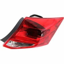 TAIL LAMP LIGHT RIGHT PASSENGER SIDE FITS 2011 2012 HONDA ACCORD COUPE