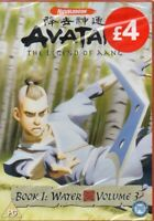 Avatar - The Legend of Aang - Book 1: Water Vol.3 - Region 2 DVD - New & Sealed