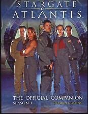 Stargate Atlantis Season 1 Official Companion Book