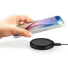 Wireless Charger PowerPort Qi Wireless Charging Pad Station Dock for Cellphon_TI