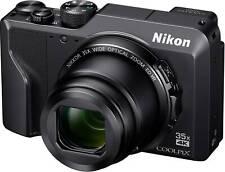 Nikon Coolpix A1000 Black GARANZIA 2 ANNI