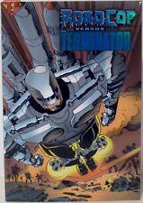 """ULTIMATE FUTURE ROBOCOP Robocop vs Terminator 7"""" Scale Action Figure Neca 2017"""