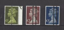 GB 1977 - PO Training School Stamps - SG-1026-28 - MNH