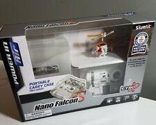 Silverlit Nano Falcon XS Remote Control Helicopter Orange 3 Channel RC Model