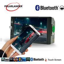 7'' Head Unit Dvr Function Stereo Mp3 Car Radio Fm Bluetooth 2 Din Mirror Link