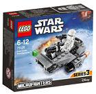 LEGO STAR WARS 75126 Microfighters First Order Snowspeeder (New)