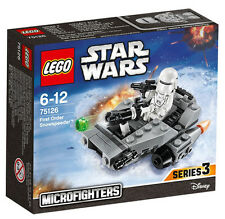 LEGO STAR WARS 75126 Microfighters  First Order Snowspeeder (New)