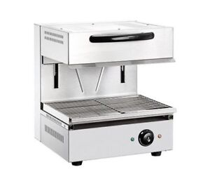 Commercial Catering Electric Rise & Fall Adjustable Salamander Grill Toaster