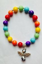 Beautiful Chakra Angel Bracelet