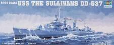 Trumpeter 1:350 USS The Sullivans DD-537 Plastic Model Kit 05304 TSM5304