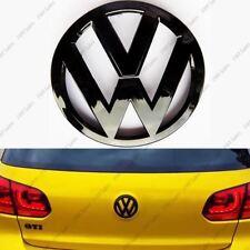 VW Volkswagen Golf Mk5V TRASERO NEGRO BRILLANTE LOGO INSIGNIA MALETERO GTI