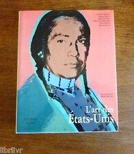 L'ART DES ETATS - UNIS Citadelles Mazenod  1992