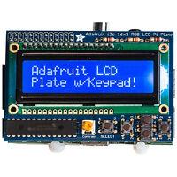 Adafruit Blue&White 16x2 LCD+Keypad Kit for Raspberry Pi [ADA1115]