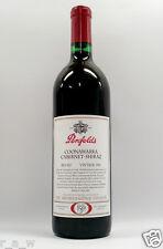 Penfolds Bin 920 Cabernet Shiraz 1990 Red Wine