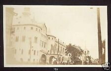 UKRAINE RUSSIA KIEV SEPT 1917 AMERICAN REAL PHOTO