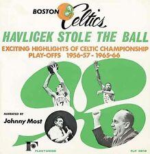 BOSTON CELTICS Havlicek Stole The Ball CD NEW