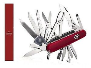 "Victorinox "" Swiss Champ "" 1.6795 (31 Fonctions)"