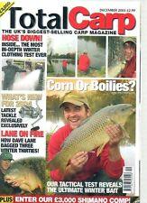 TOTAL CARP MAGAZINE - December 2003