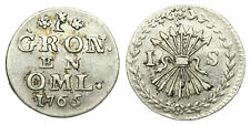 Netherlands - Groningen - Pijl of Bezemstuiver 1765