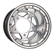 "DWT Beadlock Billet Center VW Rear Wheel 15x12"" 14mm 2+10 Dune Buggy Sandrail"