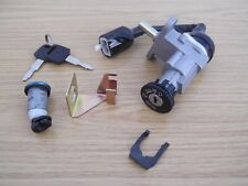 Ignition Switch Lock Set Barrel Pulse Lightspeed 2 Lexmoto FMR 50 125 Steering