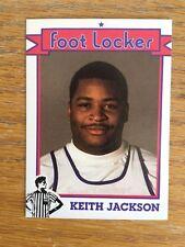 1988 Foot Locker Keith Jackson Rookie Slam Fest Card Philadelphia Eagles RARE