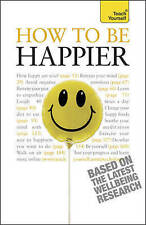 """NEW"" How to be Happier: Teach Yourself, Jenner, Paul, Book"