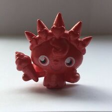 Moshi Monsters Winter Wonderland Bauble Red Liberty - Rare