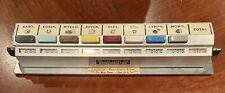 New Listingvintage Laboratory Blood Cell Counter 8 Keys Lab Equipment With Totaler