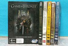 GAME OF THRONES - COMPLETE SEASONS 1-6 DVD PAL