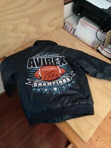 Vintage Avirex Varsity Football Jacket  Boys Size Small Good Condition