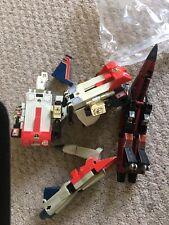 transformers g1 Silverbolt Thrust Starscream Parts