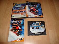 SSX 1 SNOWBOARDING DE EA SPORTS BIG PARA LA SONY PS2 USADO COMPLETO
