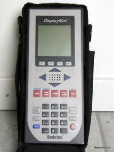 Sadelco DisplayMax 800 CLI + Case