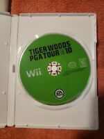 Tiger Woods PGA Tour 10 (Nintendo Wii, 2009) Disc Only TESTED AND WORKING