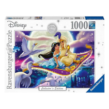 Ravensburger 13971-2 Disney Aladdin Moments Puzzle 1000pc Brand New