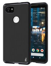 For Google Pixel 2 XL Ultra Thin Black Case No Slip Flexible TPU Gel Shockproof